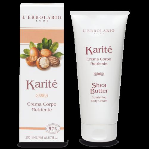 Erbolario - Crema Corpo Nutriente Karité (ml.200)