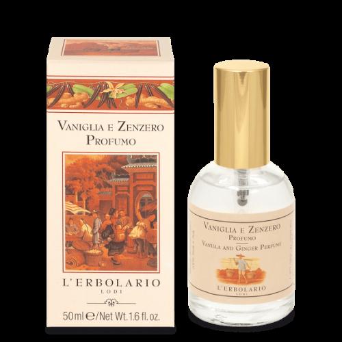 Erbolario - Vaniglia & Zenzero - Profumo (ml.50)