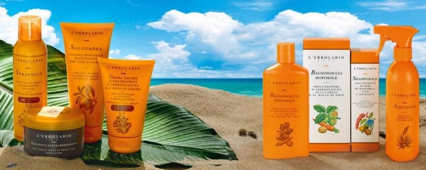 Per una corretta protezione della pelle contro gli inestetismi e le bruciature derivanti da una non corretta esposizione ai raggi del sole.